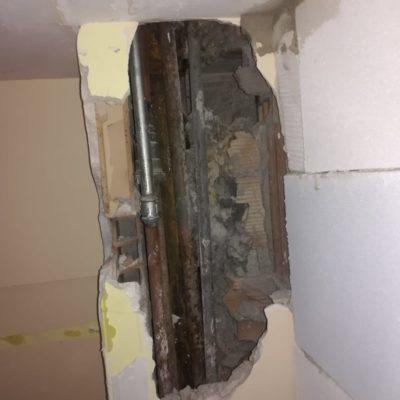 Intervento idraulico a Roma